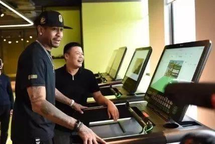 高大上无锡居然有家24小时智能健身房!NBA巨星做教练。。。