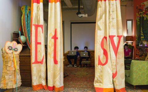 手工艺品交易网站Etsy将发行价定为16美元