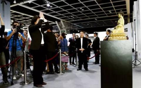 南京:金澳费尔蒙 高端古玩古董展览交易会征集中