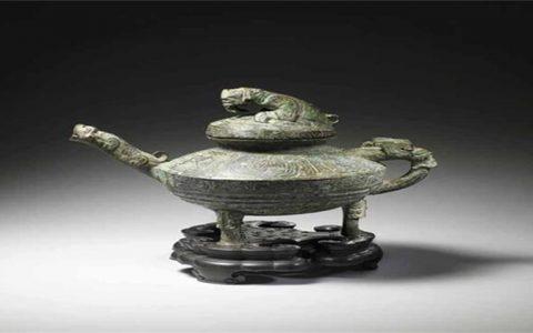 圆明园被抢稀有西周青铜器将在英拍卖 国家文物局:望尊重文物原属国人民感情