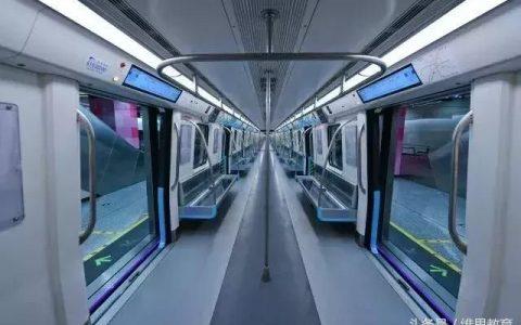 成都首条地铁环线号线开通试运营啦!让全成都拥有了RED!