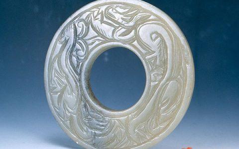 汉代高古玉古代玉器史的巅峰