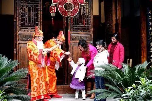 """春节源头风水宝地""""她在阆中古城已经等你2300年了"""