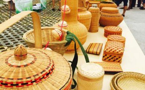 中国非遗博览会传统工艺项目(竹编)比赛成都上演