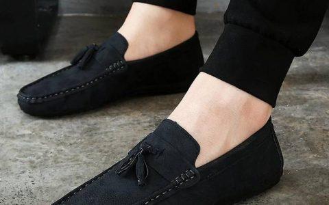 当下的休闲鞋真是越来越时尚难怪现在的潮男都在穿逆天的帅!