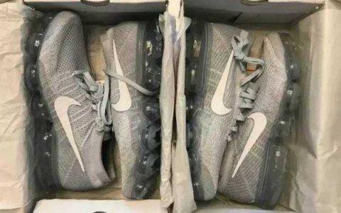 莆田高仿鞋和专柜正品的区别?对比一下你就知道了