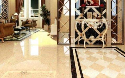 想让你家的客厅蓬荜生辉吗?瓷砖的颜色可是很有讲究的呦!
