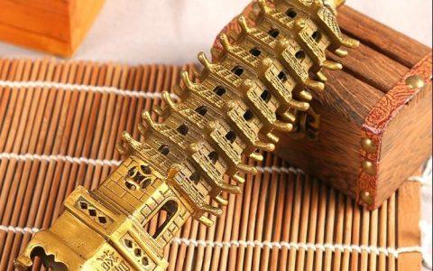 创意纯铜工艺摆件每一款都是精品时尚奢华有气势