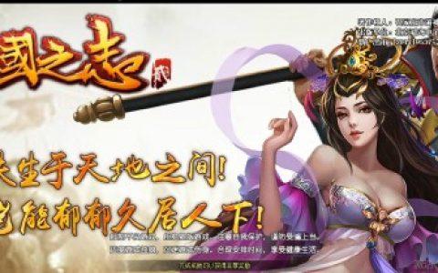 紫霞游戏《三国之志2》玩法简介