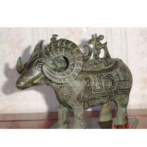 成都双元村春秋战国墓葬群出土的6件青铜器集体亮相