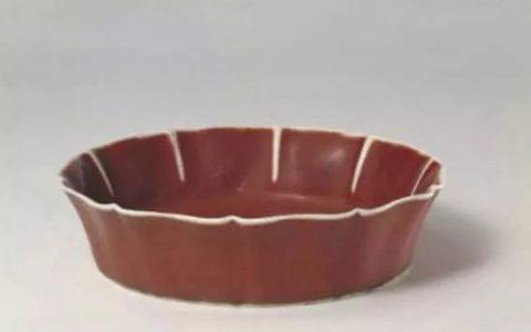 鲜亮凝重——大明宣德红釉瓷器欣赏