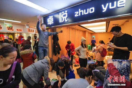 """有浓重""""京腔""""的北京动批人 如今成了""""新河北人"""