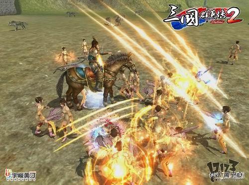 游戏史0511:三国群英传2OL 影狼传说