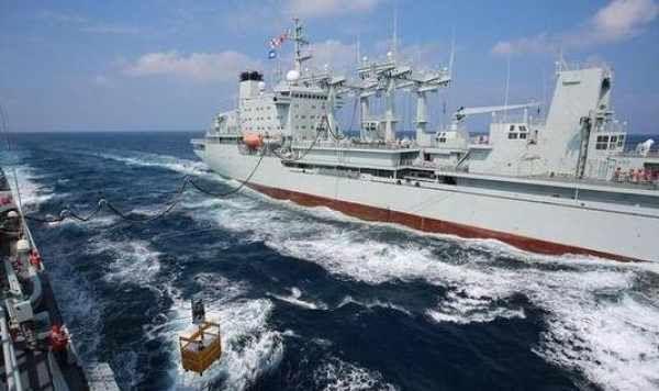 中国海军远航离不开这武器:却是建国初老古董
