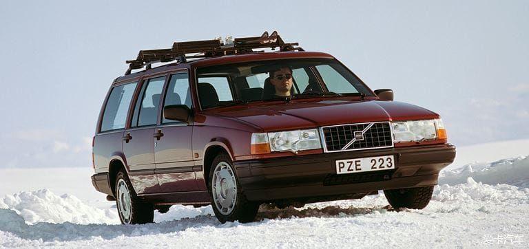 #我心目中的沃尔沃故乡# 鉴赏超级古董车与沃奔向美好未来