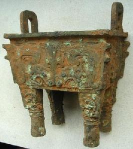 """洛阳烟云涧青铜工艺博物馆:让仿古青铜器""""以假乱真"""