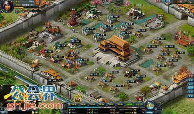 双养成战争策略网页游戏《无疆国度》曝光