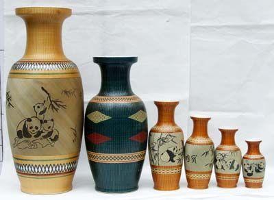瓷胎竹编 瓷与竹的乡愁