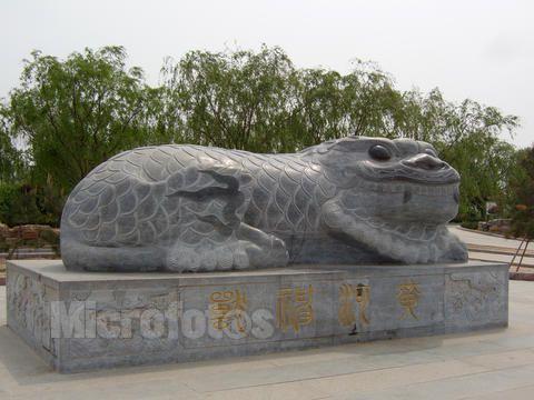 黄河镇水库中型灌区渠道配套与节水改造项目主体工程完成