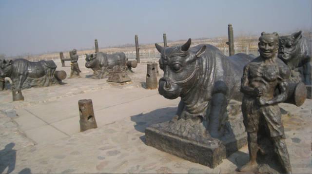 中国五大镇水神兽!老一辈说它们动不得