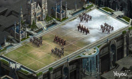 文明网页版 战争策略网页游戏《文明与荣耀》来袭