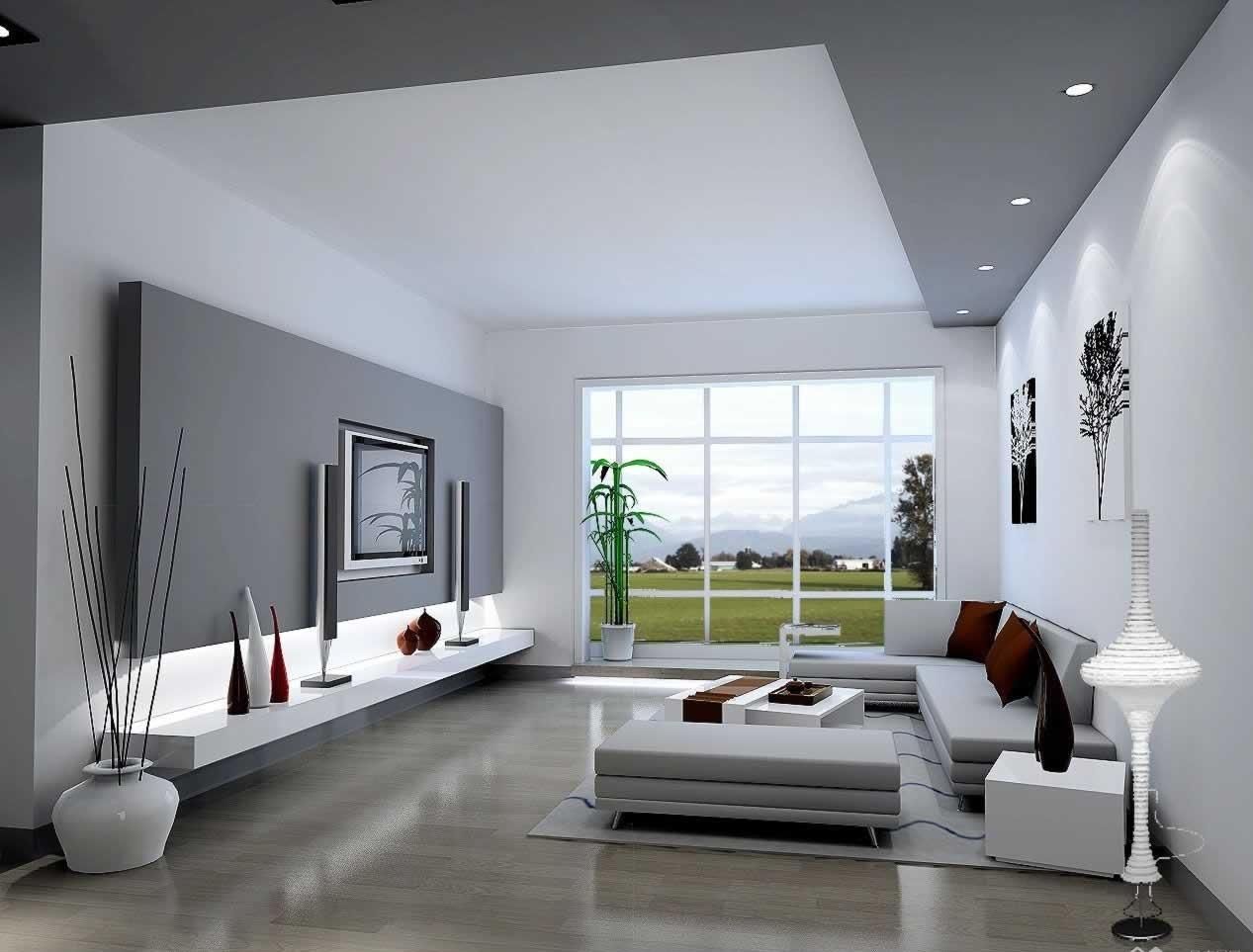 家中客厅挂什么画好 客厅四字书法横幅作品欣赏